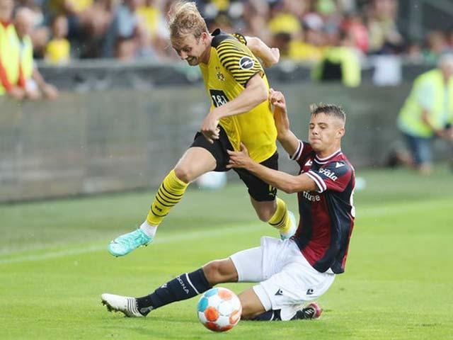 Video Dortmund - Bologna: Dấu ấn Haaland, tổng duyệt hoàn hảo (Giao hữu) - 1