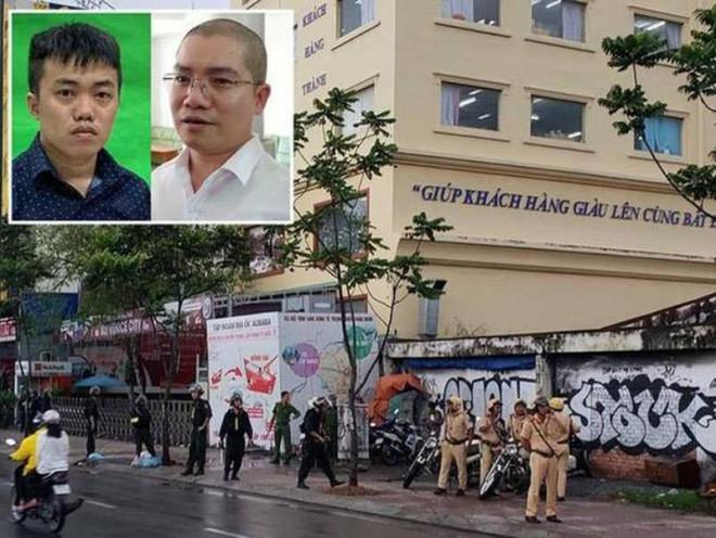Bất ngờ về lời khai của vợ chồng Nguyễn Thái Luyện Alibaba - 1