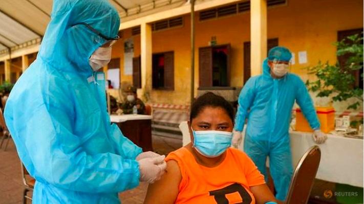 Campuchia sẽ trộn vắc-xin và tiêm mũi tăng cường - 1