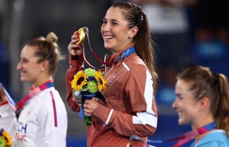 Trực tiếp thi đấu Olympic 31/7: Djokovic thua sốc trận tranh HCĐ, Bencic giành HCV đơn nữ - 1