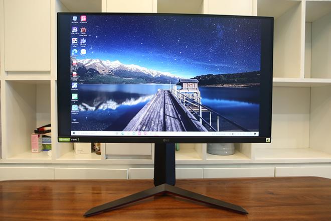 Đánh giá màn hình LG 27GP850 cùng loa GP9: đáp ứng chơi game, làm việc tại nhà - 1