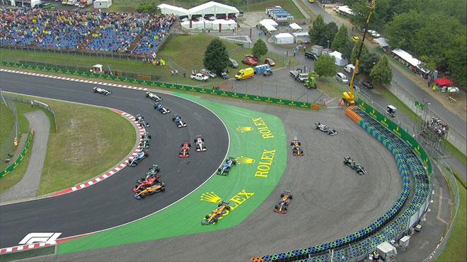 Đua xe F1 Hungarian GP: Kịch bản không tưởng, giai đoạn 1 mùa giải hạ màn đầy bất ngờ - 1