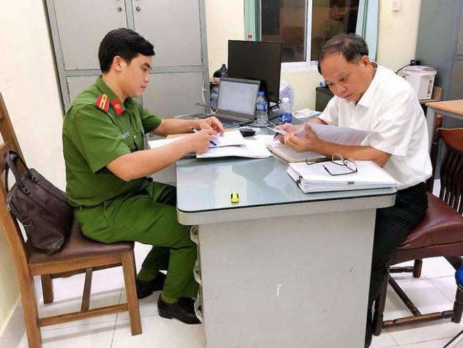 Nhận định mới nhất của Công an TP HCM về ông Tất Thành Cang - 1