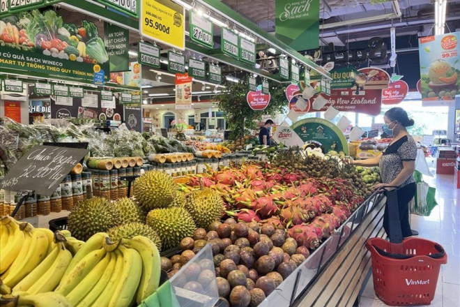 8 VinMart và 15 cửa hàng VinMart+ liên quan đến các F0 của công ty Thanh Nga - 1