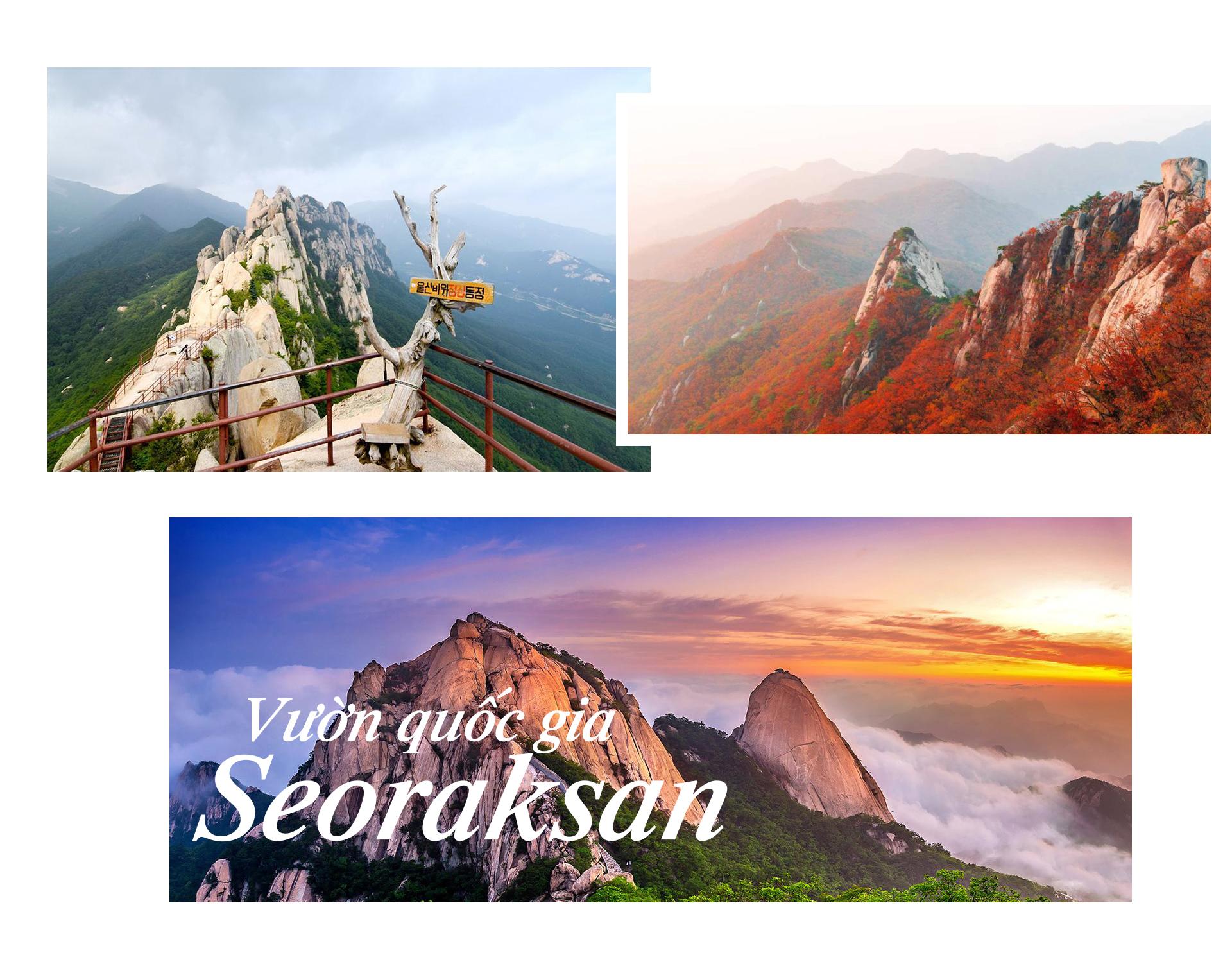 Những điểm đến tuyệt vời nhất Hàn Quốc - 5