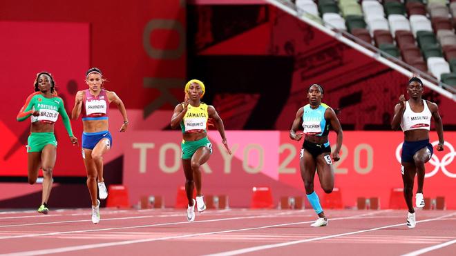 """Lịch thi đấu Olympic 3/8: Italia mơ độc tôn điền kinh, đi tìm """"nữ hoàng"""" chạy 200m - 1"""