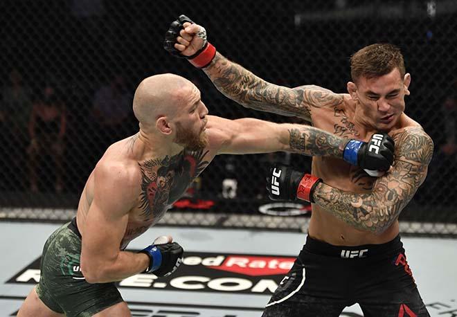 McGregor gãy chân vẫn dọa phang Poirier, siêu đại chiến Joshua - Fury dễ đổ bể - 1