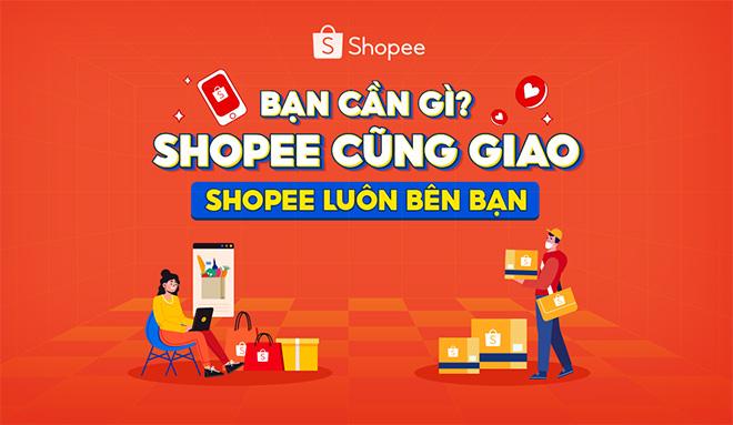Yên tâm mua sắm tại nhà: Bạn cần gì, đặt hàng Shopee giao - 1