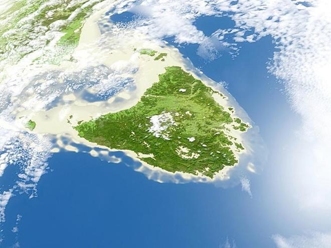 """Đây là hòn đảo """"thiên đường"""" đáng sống bậc nhất thế giới - 1"""