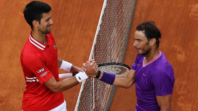 Nóng nhất thể thao tối 2/8: Nadal không hài lòng với thái độ của Djokovic - 1