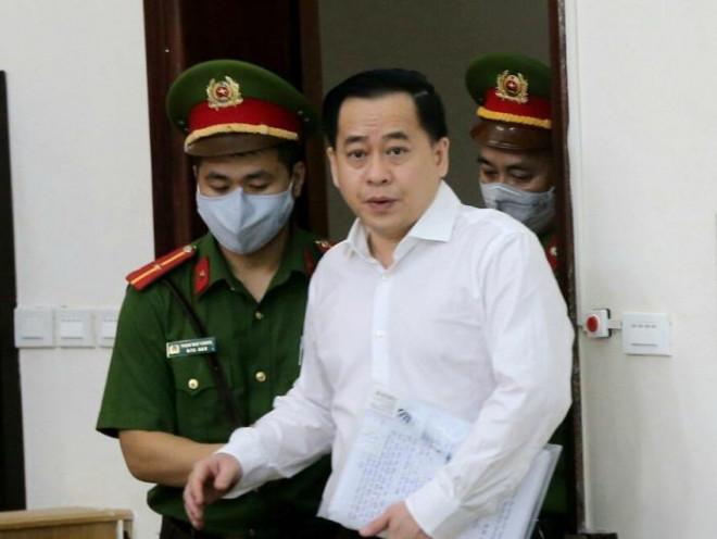 """Cựu Phó Tổng cục trưởng Tình báo nhận 5 tỷ, khuyên Vũ """"nhôm"""" bỏ trốn - 1"""
