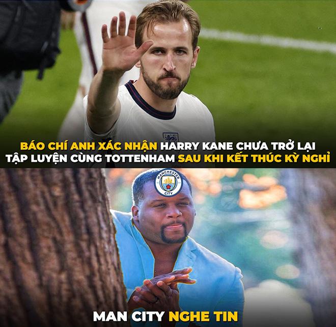 """Harry Kane bỏ tập """"chống đối"""" Tottenham, fan Man City mừng thầm - 1"""