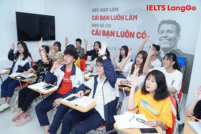 Hệ thống luyện thi IELTS LangGo: Đối tác chính thức của tổ chức IDP Education Việt Nam - 1