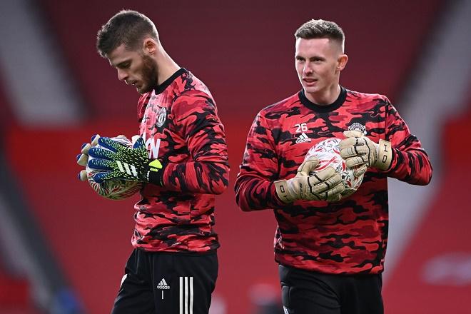 MU mất Henderson vì Covid-19, De Gea sáng cửa bắt chính mở màn Ngoại hạng Anh - 1