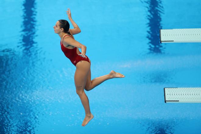 """Người đẹp Olympic nhận điểm 0, nhảy cầu không bằng """"trẻ tắm sông"""" - 1"""