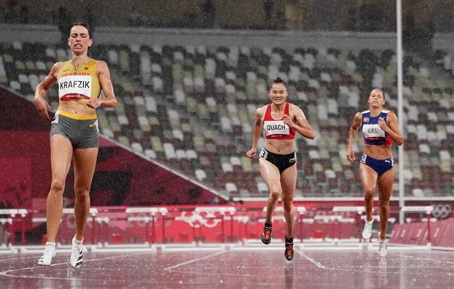 Việt Nam chính thức trắng tay tại Olympic Tokyo, bay khỏi top 3 Đông Nam Á - 1