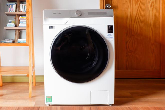 Đánh giá nhanh Samsung AI: Giặt thông minh, tiết kiệm điện - 5