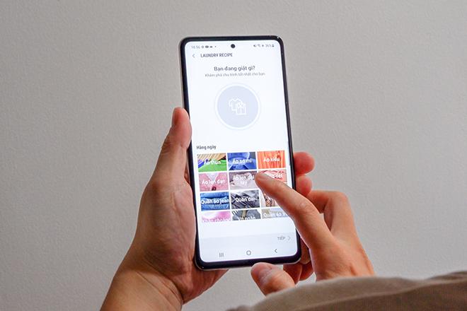 Đánh giá nhanh Samsung AI: Giặt thông minh, tiết kiệm điện - 4