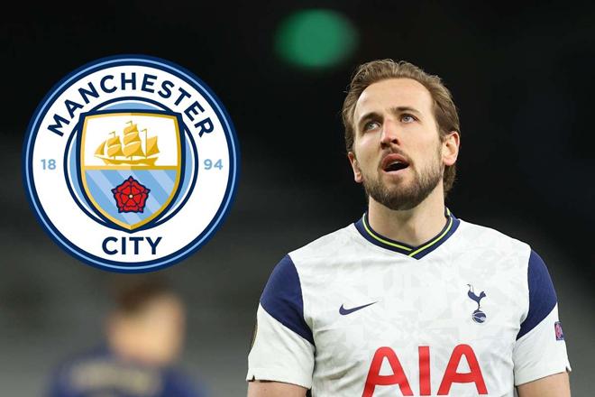 """Cập nhật """"bom tấn"""" Kane bỏ tập đòi đi: Tottenham đáp trả quá cứng, Man City tái mặt - 1"""