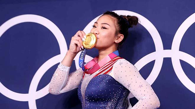 Cô gái H'Mông giành HCV, khép lại kỳ Olympic mỹ mãn như thế nào? - 1