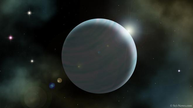 Phát hiện siêu hành tinh gấp 1.320 lần Trái Đất nhưng... hỏng nặng - 1