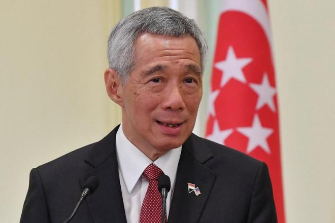Ông Lý Hiển Long nói về nguy cơ xung đột giữa Mỹ và Trung Quốc - 1