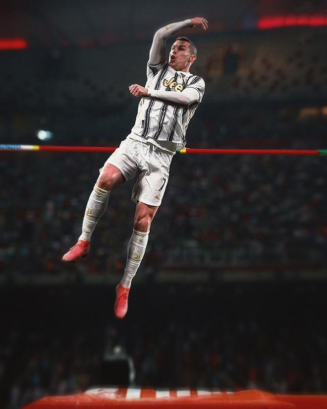 Ronaldo, Messi và các ngôi sao bóng đá rủ nhau đi thi Olympic - 1
