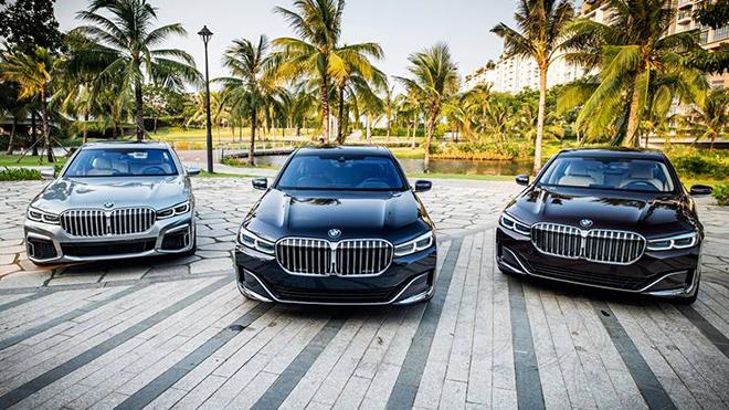 BMW 7-Series được đại lý giảm sốc gần 600 triệu đồng