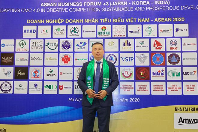 CEO Bateco Việt Nam - Phạm Anh Tuấn: Phát triển nhanh nhưng phải bền vững - 1
