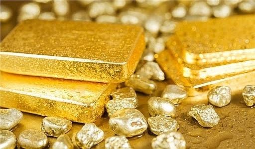 Giá vàng hôm nay 4/8: Vàng mắc kẹt, chưa thể bứt phá - 1