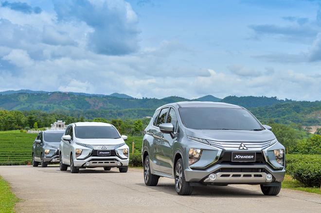 Giá xe Mitsubishi Xpander lăn bánh tháng 8/2021 - 1