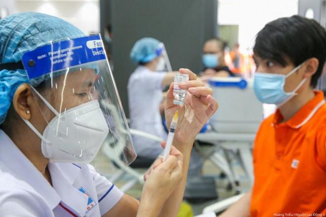 Hải Phòng lý giải việc mượn 500.000 liều vắc-xin Sinopharm từ TP HCM - 1