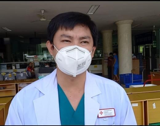Nơi thầy thuốc không quản ngày đêm điều trị hàng trăm bệnh nhân nặng mắc COVID-19 - 1
