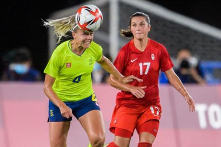 Video chung kết bóng đá nữ Olympic Thụy Điển - Canada: Vỡ òa loạt luân lưu, khắc tên lịch sử