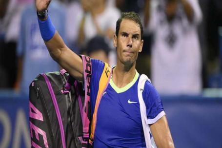 Video tennis Nadal - Harris: 131 phút kịch chiến, cú sốc từ tay vợt hạng 50