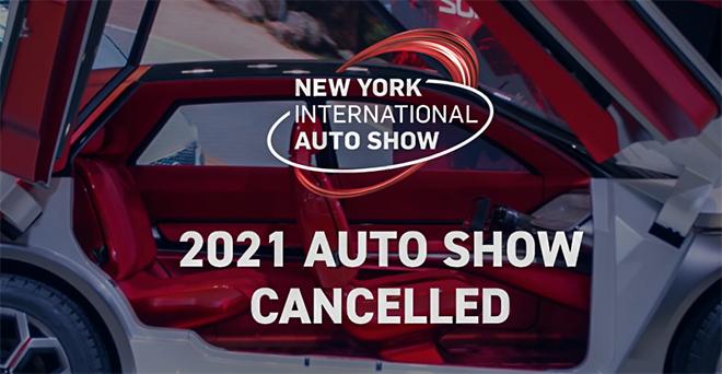 Triển lãm xe New York International Auto Show 2021 tiếp tục hủy do dịch bệnh - 1