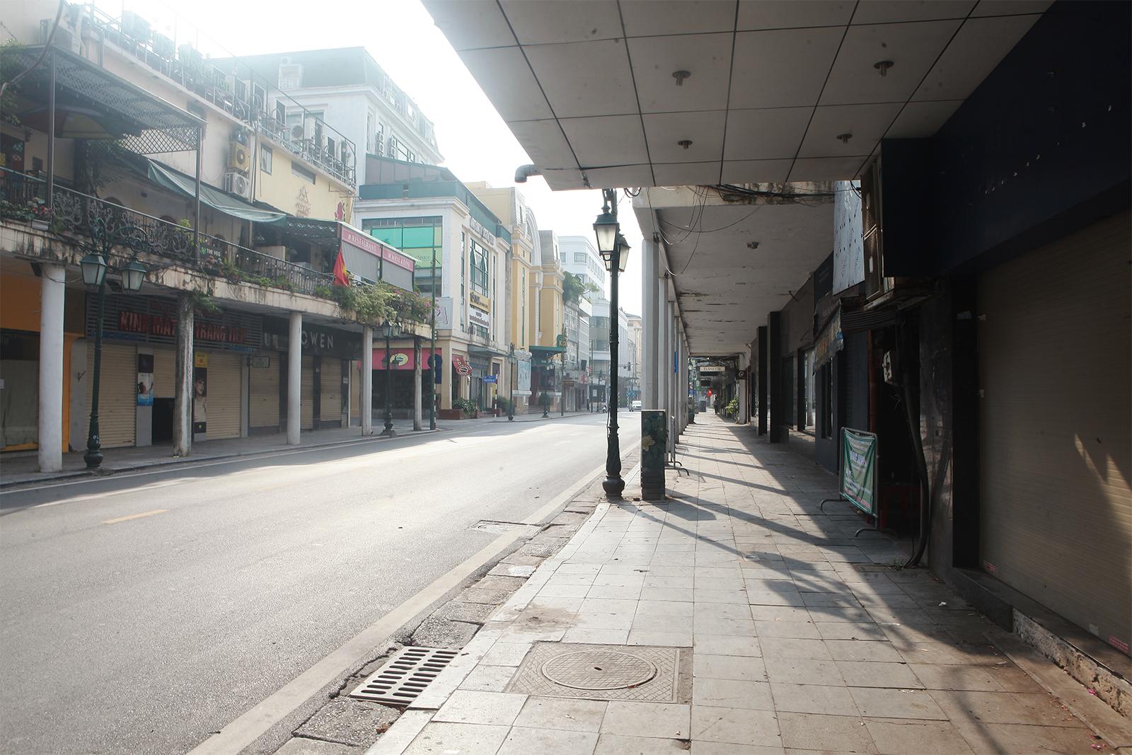 """Cận cảnh những chốt """"vùng xanh"""" do người dân tự quản ở Hà Nội - 6"""