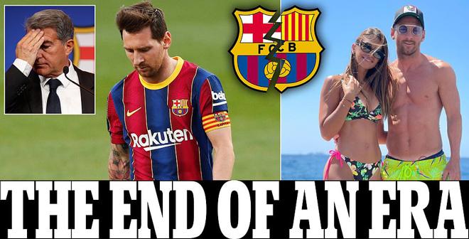 Messi cùng đồng đội có nói gì trước tuyên bố chấn động của Barca? - 1