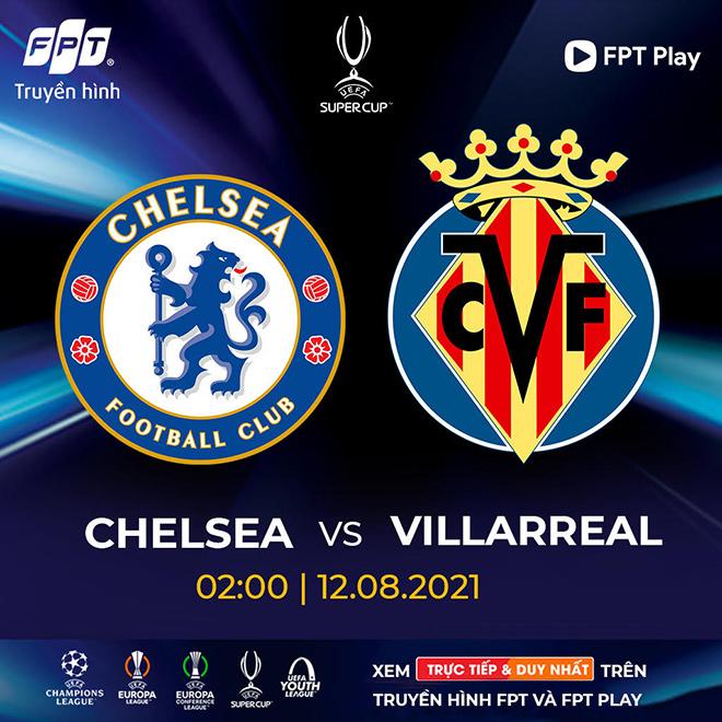 Super Cup: Bài kiểm tra trước mùa giải của Chelsea - 1