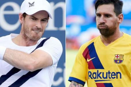 Murray hiến kế lạ cho Messi, Nadal hẹn đấu Tsitsipas ở Canada (Tennis 24/7)