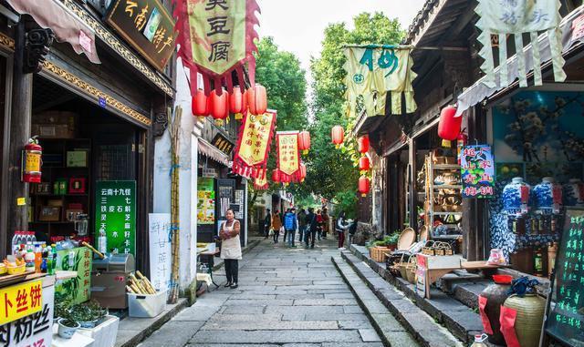 Pho co noi tieng nhat Giang Nam duoc vua Can Long cuc ky yeu thich 6 1628496458 773 width640height381 10 địa điểm du lịch độc đáo nhất thế giới, mê mẩn ngay từ cái nhìn đầu tiên
