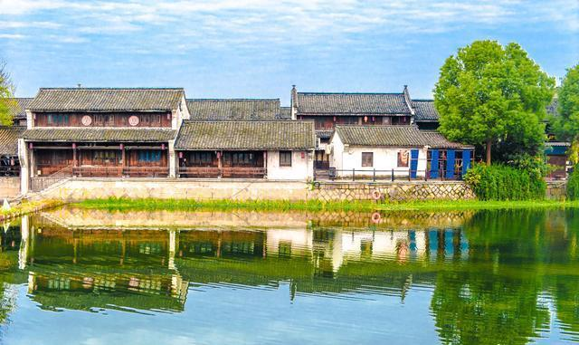 Pho co noi tieng nhat Giang Nam duoc vua Can Long cuc ky yeu thich 9 1628496469 255 width640height381 10 địa điểm du lịch độc đáo nhất thế giới, mê mẩn ngay từ cái nhìn đầu tiên