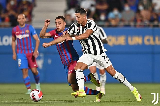 Video Barcelona - Juventus: Chiến thắng 3 SAO, không Messi không vấn đề - 1