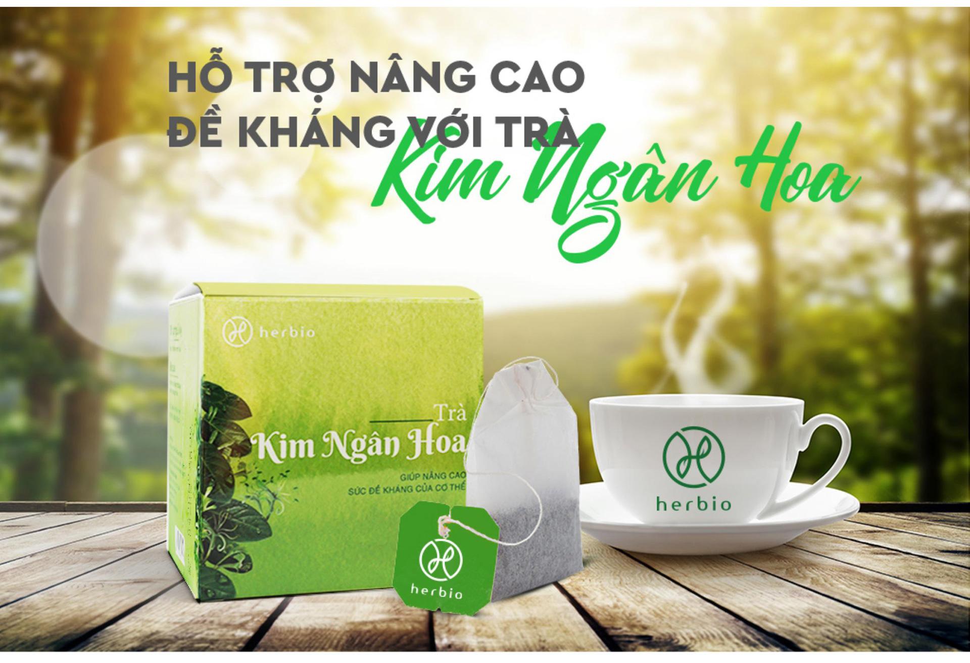 Nâng cao đề kháng trong mùa dịch bằng trà từ dược liệu quý - 6