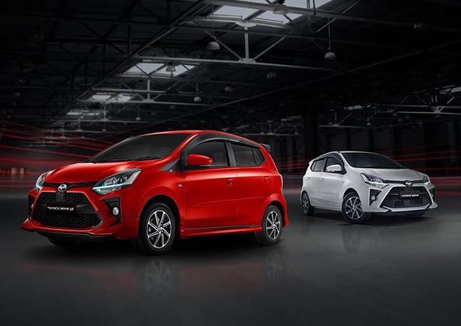 Toyota Wigo GR Sport 2022 ra mắt, giá rẻ từ 247 triệu đồng - 1