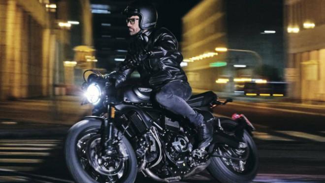 Cận cảnh Ducati Scrambler Nightshift huyền bí, giá 355 triệu đồng - 1