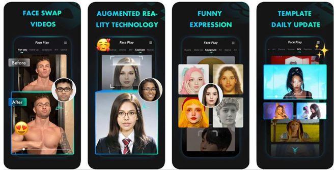 Muôn kiểu lừa đảo của ứng dụng FacePlay ghép mặt vào video - 1