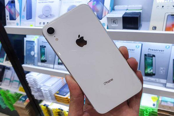 Tại sao Apple vẫn còn bán iPhone XR? - 1