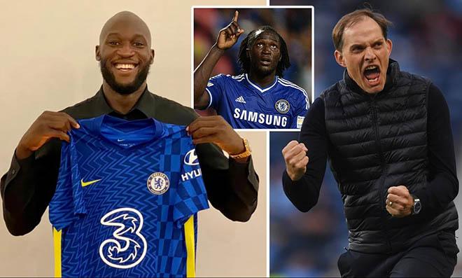 """""""Voi rừng"""" Lukaku trở lại Chelsea: """"Báo thù"""" MU, đe dọa cả giải Ngoại hạng Anh - 1"""