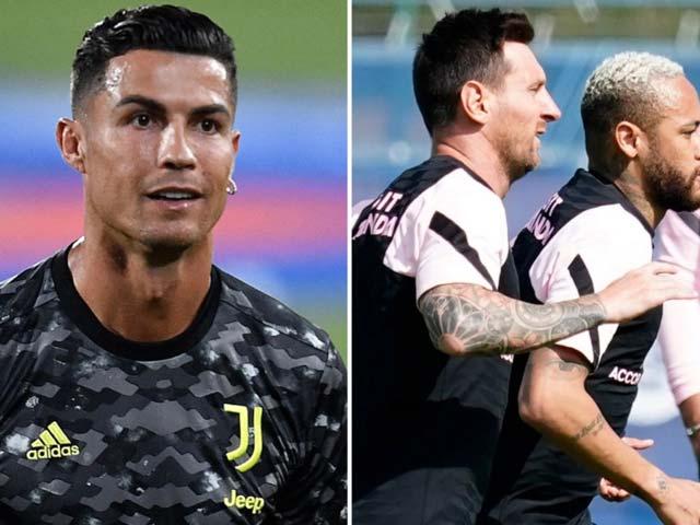 """Di Maria """"câu kéo"""" Ronaldo đến PSG cùng Messi, hé lộ Aguero muốn """"tự sát"""" - 1"""